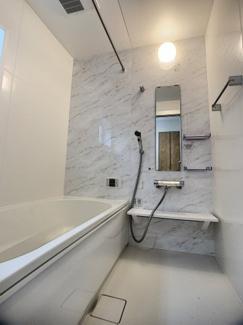 【浴室】三島市徳倉3丁目 新築戸建 全6棟 (6号棟)