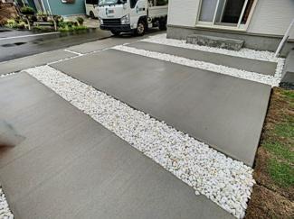 【駐車場】三島市徳倉3丁目 新築戸建 全6棟 (6号棟)