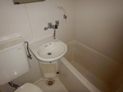【浴室】ハイツFK相模大野