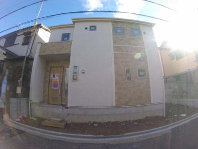 【外観】米谷1丁目新築戸建