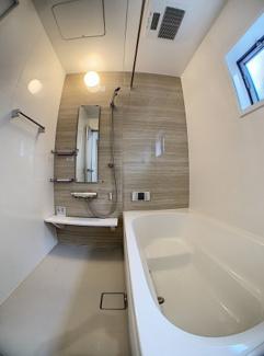 【浴室】三島市大場 新築戸建 全1棟 (1号棟)