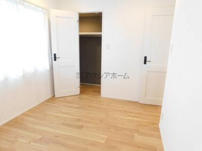 洋室6.3帖クローゼット