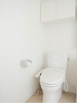 【トイレ】ル・リオン清澄白河