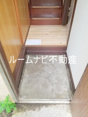【玄関】栄町戸建