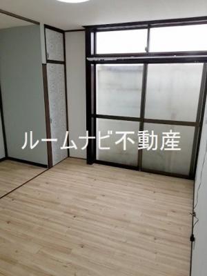 【寝室】栄町戸建