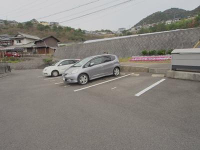 【駐車場】ベルクレスト