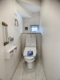 【トイレ】三島市徳倉3丁目 新築戸建 全6棟 (2号棟)