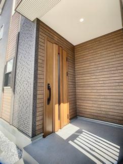 【玄関】三島市徳倉3丁目 新築戸建 全6棟 (2号棟)