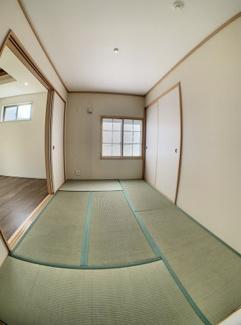 【和室】三島市徳倉3丁目 新築戸建 全6棟 (2号棟)