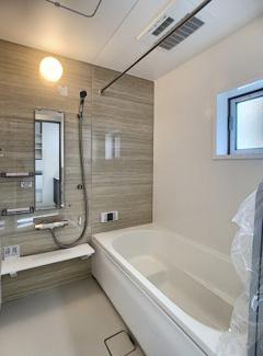 【浴室】三島市徳倉3丁目 新築戸建 全6棟 (2号棟)