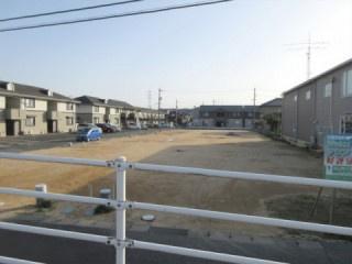 【外観】鳥取市緑ケ丘2丁目 分譲①号地