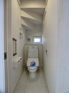 【トイレ】三島市徳倉3丁目 新築戸建 全6棟 (1号棟)