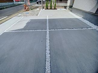【駐車場】三島市徳倉3丁目 新築戸建 全6棟 (1号棟)