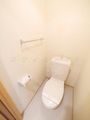 【トイレ】フォーレストI