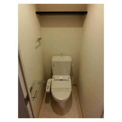 【トイレ】スパシエ エル・ヴィエント・アース板橋タワー