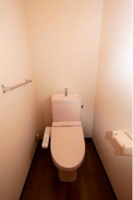 【トイレ】フィールドエッヂC棟