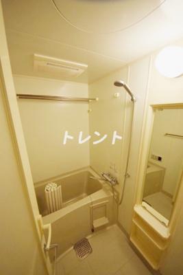 【浴室】カスタリア東日本橋Ⅱ