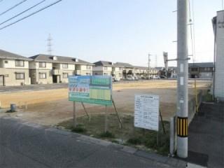 【外観】鳥取市緑ケ丘2丁目 分譲⑨号地