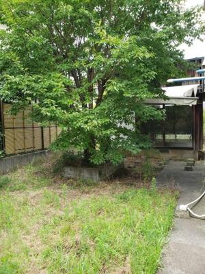 【駐車場】鳥取市若葉台南2丁目中古戸建て