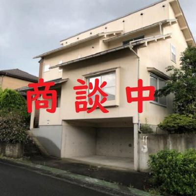 【外観】鳥取市若葉台南2丁目中古戸建て