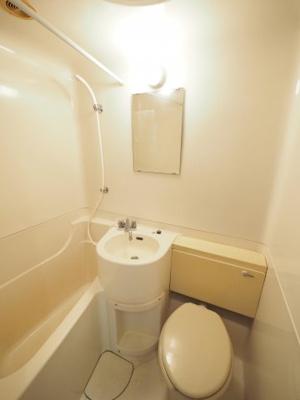 【浴室】コーポくらら
