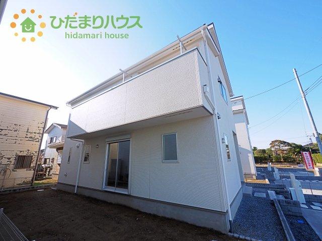 【完成予想図】神栖市深芝南20-2期 新築戸建 3号棟