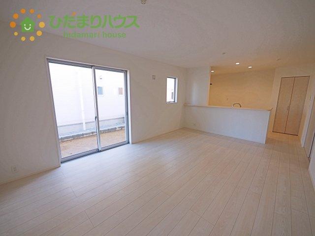【外観】神栖市深芝南20-2期 新築戸建 3号棟