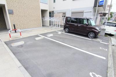【駐車場】リブリ・サンヴィレッジ24