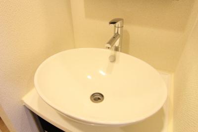 【独立洗面台】リブリ・サンヴィレッジ24