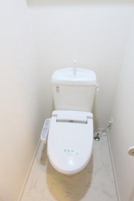 【トイレ】リブリ・サンヴィレッジ24