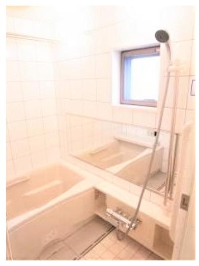 【浴室】ライフェール新宿御苑ノースサイド