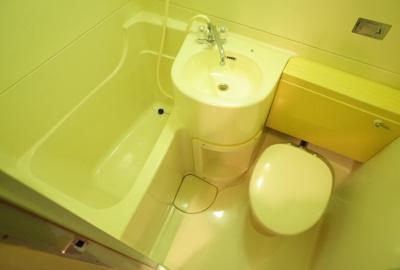 【浴室】カーサオカザキ