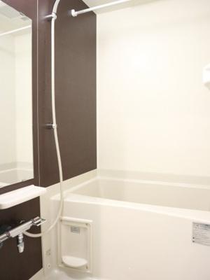 浴室乾燥暖房機能付きです(^^)/