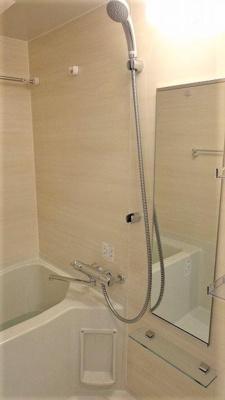 【浴室】ハーモニーレジデンス東京イーストコア♯005