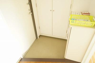 【玄関】ティオーリア京都
