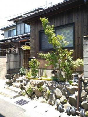 【外観】南禅寺北ノ坊町 リノベーション済み・家具付き物件