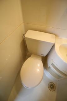 【トイレ】パーソナルハイツみかげ
