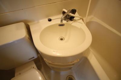【洗面所】パーソナルハイツみかげ