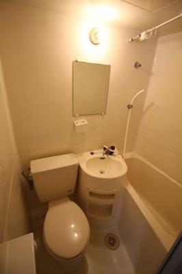 【浴室】パーソナルハイツみかげ