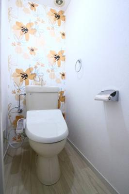 【トイレ】ベラヴィスタ福田