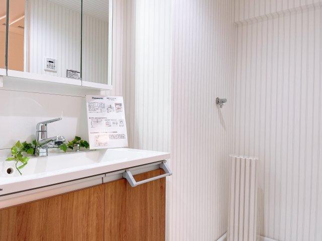 【独立洗面台】サングレース大和高田