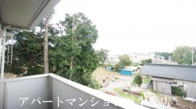 【展望】セジュールヒロオカB