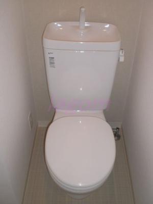 【トイレ】プレサンス難波元町