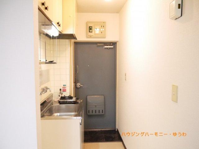 【玄関】美和プラザ富士見ヶ丘