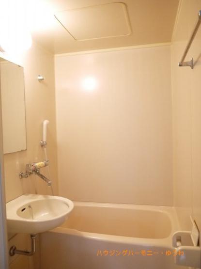 【浴室】美和プラザ富士見ヶ丘