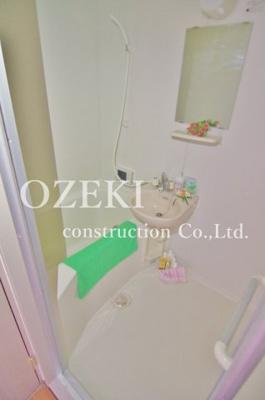 【浴室】ラフォンテーヌ大沢