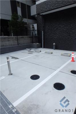 駐車場スペース