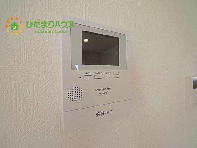 【セキュリティ】神栖市知手中央第8 新築戸建 6号棟