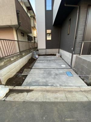 【設備】所沢市東所沢3丁目・全1棟 新築一戸建