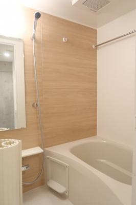 【浴室】リビオメゾン代々木上原